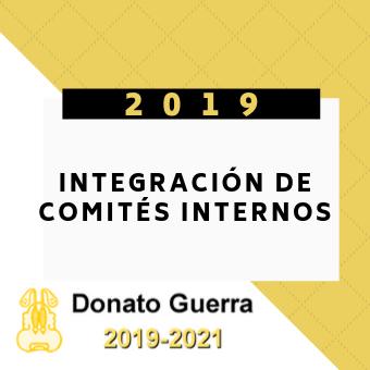 Integración de Comités Internos